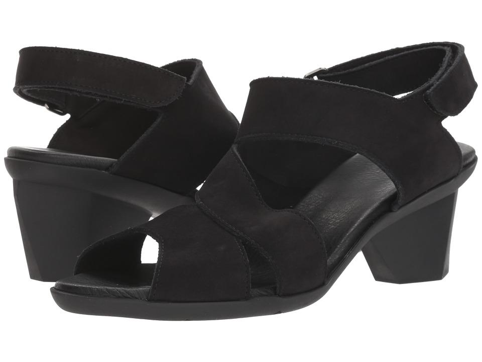 Arche Enorya (Noir) Women's Shoes