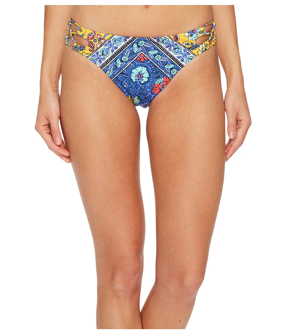 Nanette Lepore Woodstock Charmer Bikini Bottom (Multi) Women