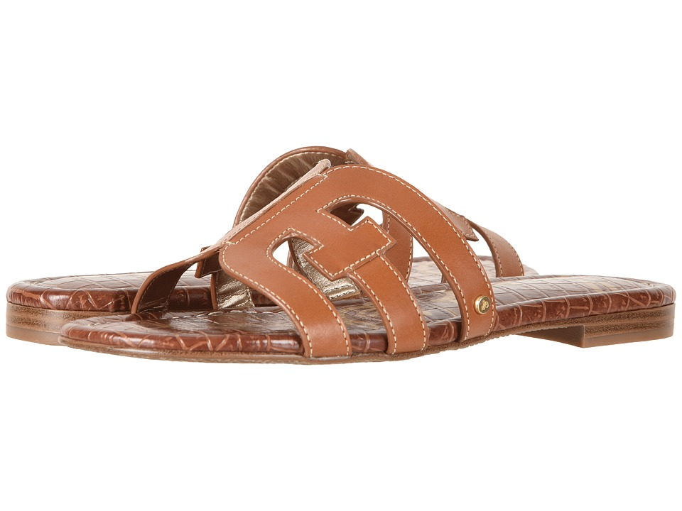 Sam Edelman Bay (Saddle Vaquero Saddle Leather) Slides