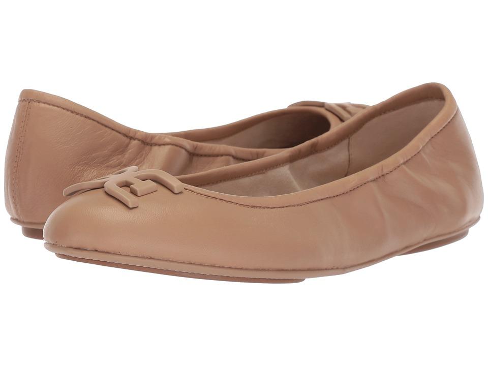 Sam Edelman Florence (Classic Nude Nappa Luva Leather) Flats