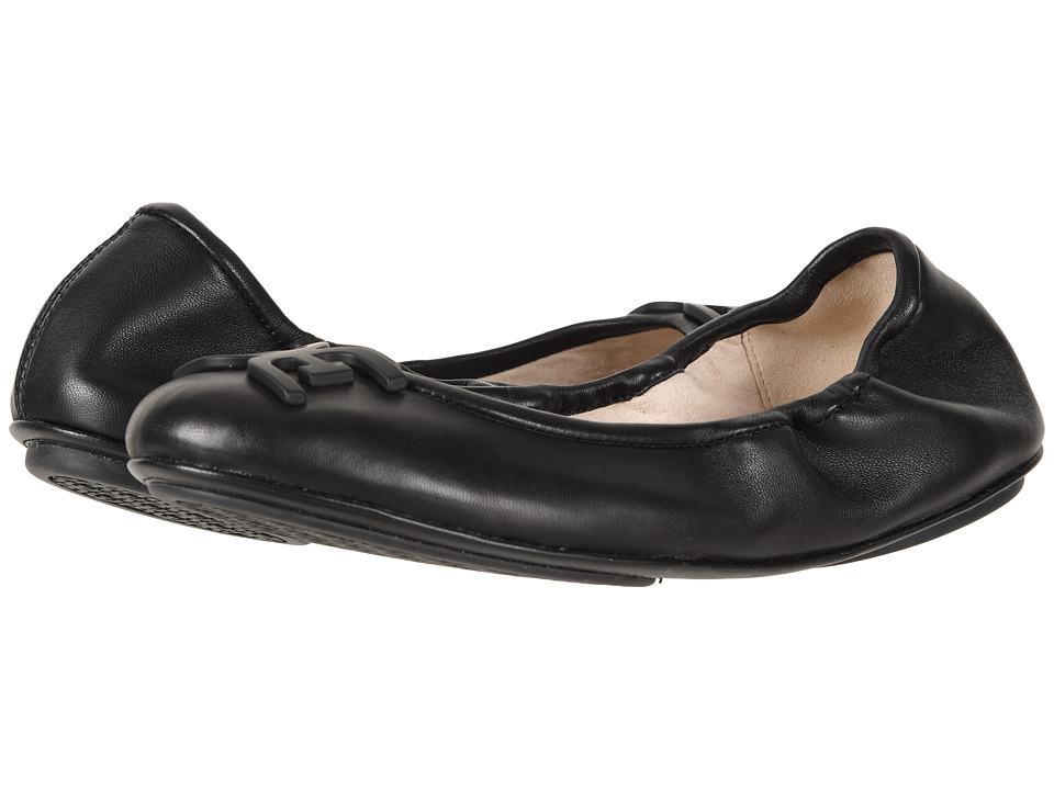 Sam Edelman Florence (Black Nappa Luva Leather) Flats
