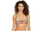 Nanette Lepore Super Fly Paisley Enchantres Bikini Top