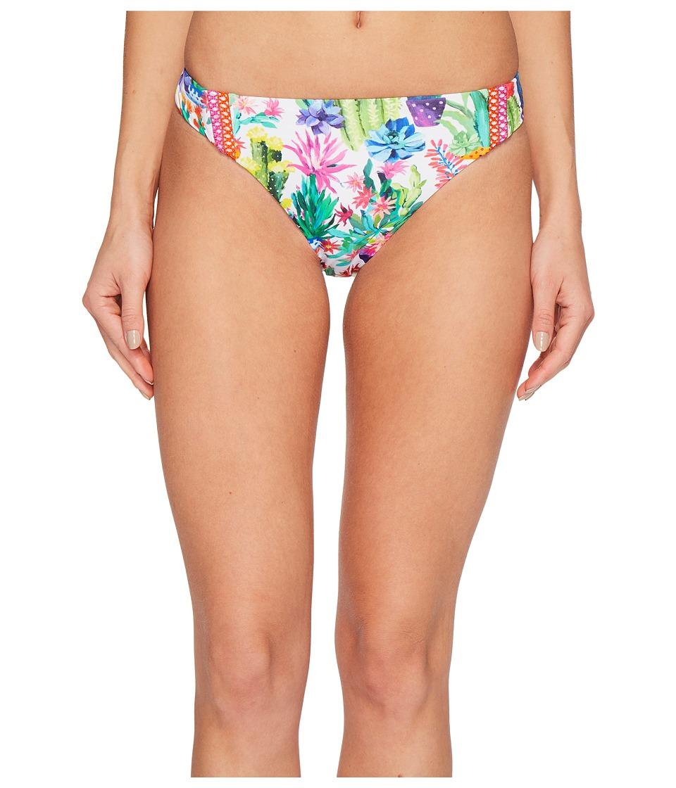 Nanette Lepore Cactus Siren Bikini Bottom (Multi)