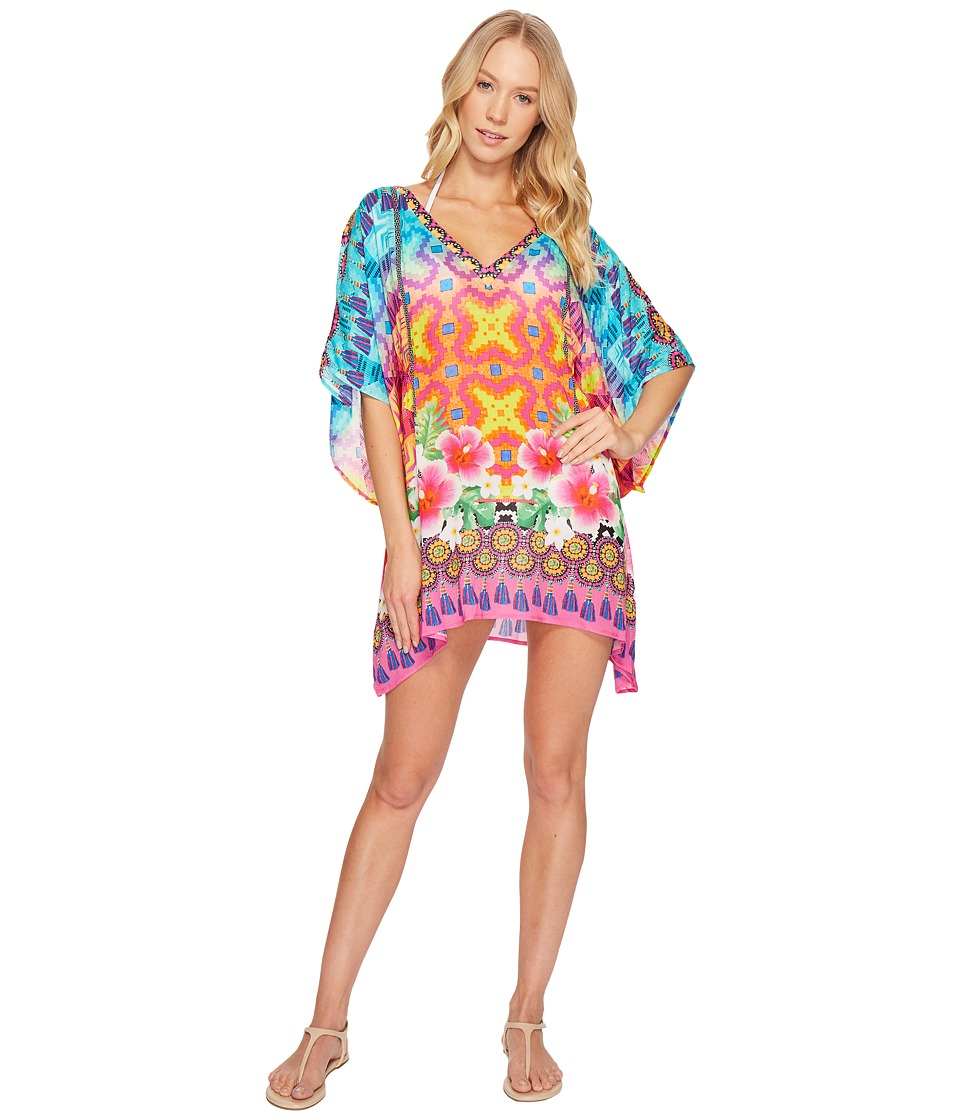 Nanette Lepore Playa Nayarit Caftan Cover-Up (Multi) Women