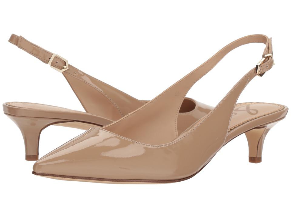 Sam Edelman Ludlow (Classic Nude Patent) Women's Shoes