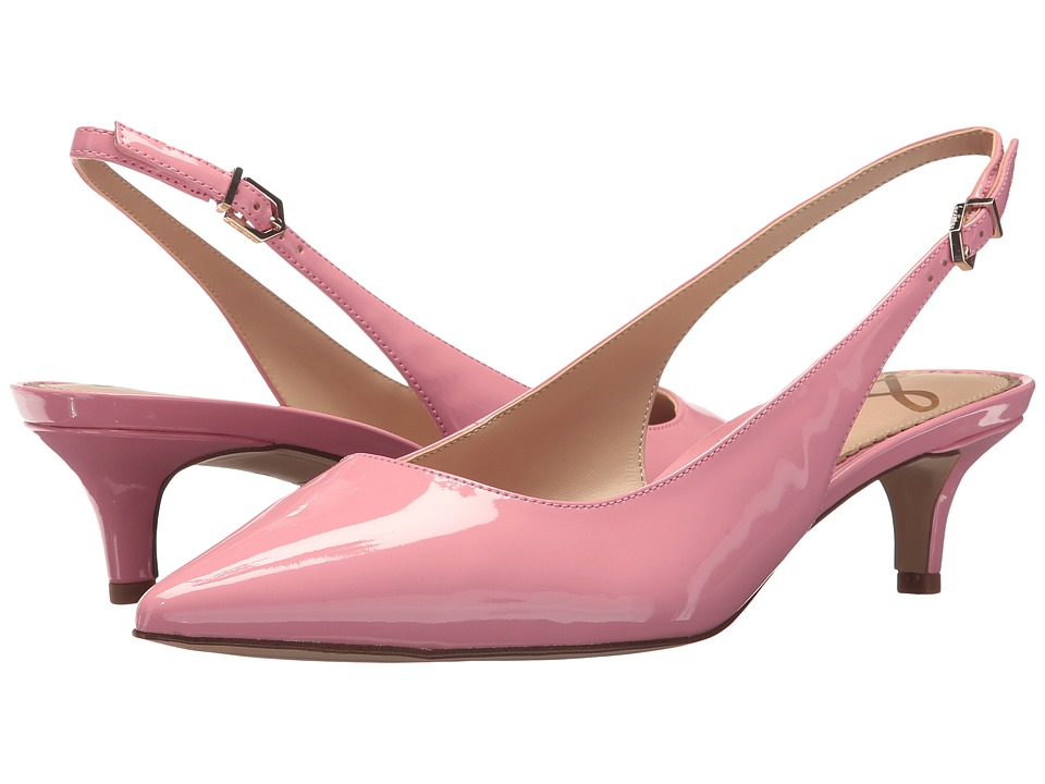 Sam Edelman Ludlow (Pink Lemonade Patent) Women's Shoes