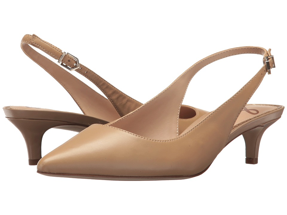 Sam Edelman Ludlow (Classic Nude Leather) Women's Shoes