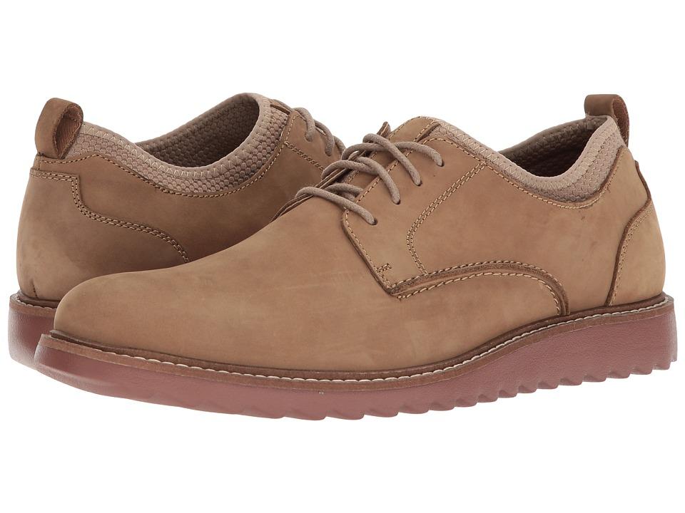 G.H. Bass & Co. Dirty Buck 2.0 Plain Toe Leather (Dirty Buck Nubuck) Men