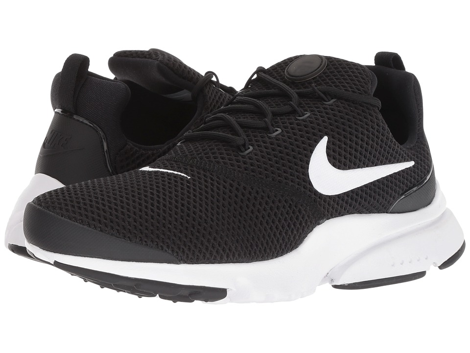 Nike Presto Fly (Black/White/White/Black) Women's Classic Shoes