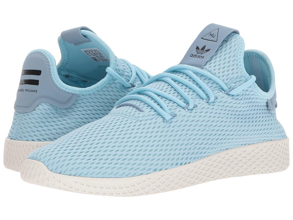 Adidas Originals - Pharrell Williams Human Race (Ice Blue/Ice Blue/Blue) Men's Shoes