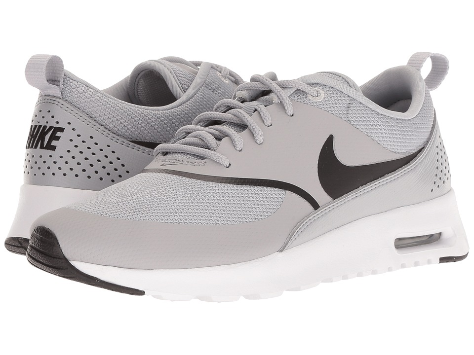 Nike Air Max Thea (Wolf Grey/Black) Women's Shoes