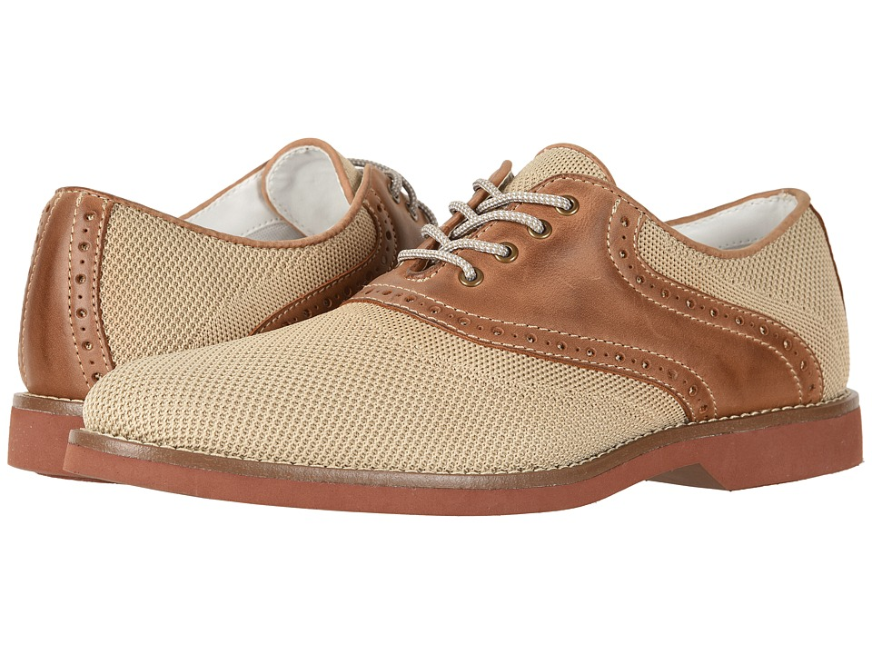 1940s Men's Fashion Clothing Styles G.H. Bass  Co. Parker Dirty BuckTan KnitPull-Up Mens Shoes $109.95 AT vintagedancer.com