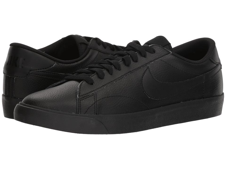 Nike - Tennis Classic AC ND (Black/Black) Mens Shoes