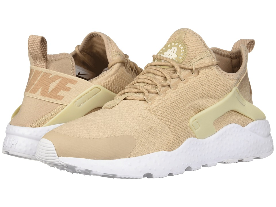 Nike - Air Huarache Run Ultra (Sand/Desert Sand/White) Womens Running Shoes