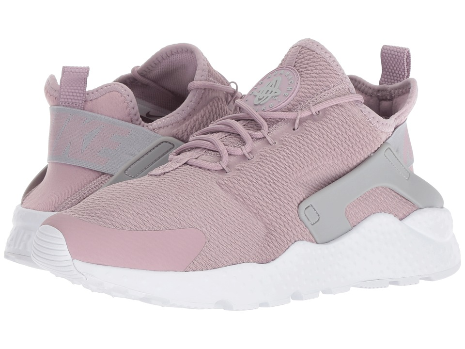 Nike Air Huarache Run Ultra (Elemental Rose/Wolf Grey/White) Women's Running Shoes