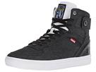 Levi's(r) Shoes Jeffrey Hi 501 Button Your Fly