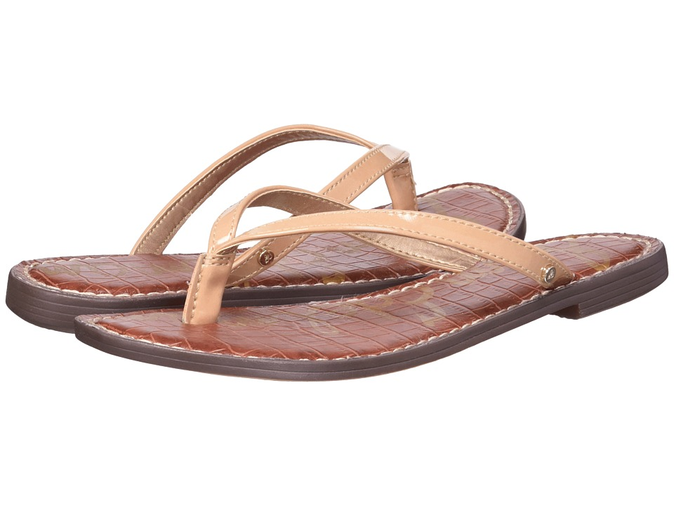 Sam Edelman Gracie (Almond Patent) Sandals