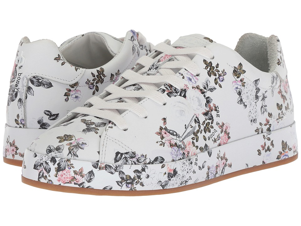 rag & bone - RB1 Low (Garden Floral) Womens Shoes