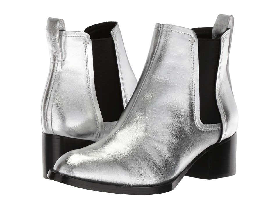 rag & bone - Walker III (Silver) Womens Shoes