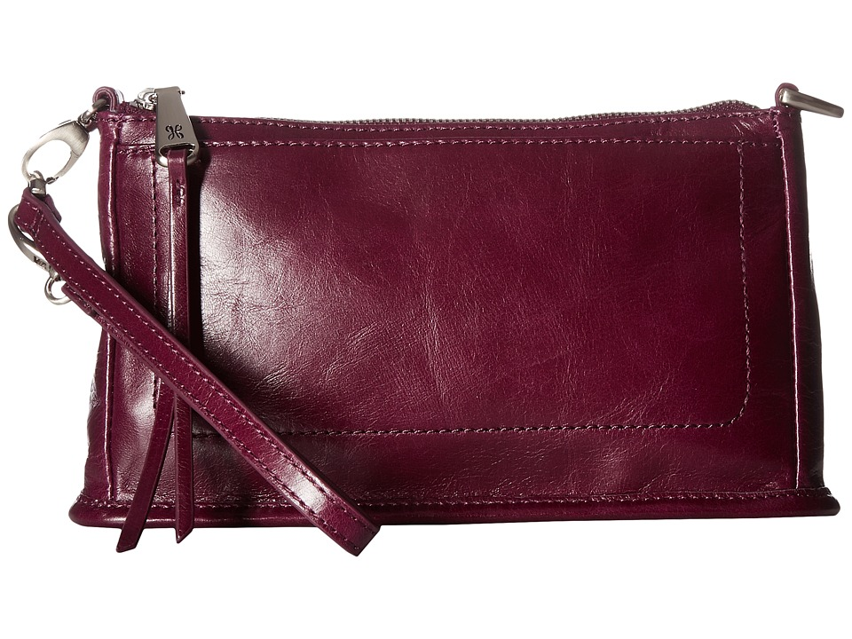 Hobo - Cadence (Eggplant) Cross Body Handbags