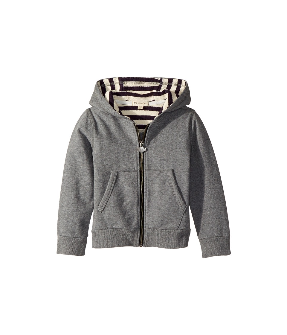 Appaman Kids - Super Soft Striped Lined Downtown Hoodie