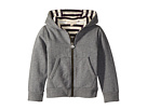 Appaman Kids Super Soft Striped Lined Downtown Hoodie (Toddler/Little Kids/Big Kids)