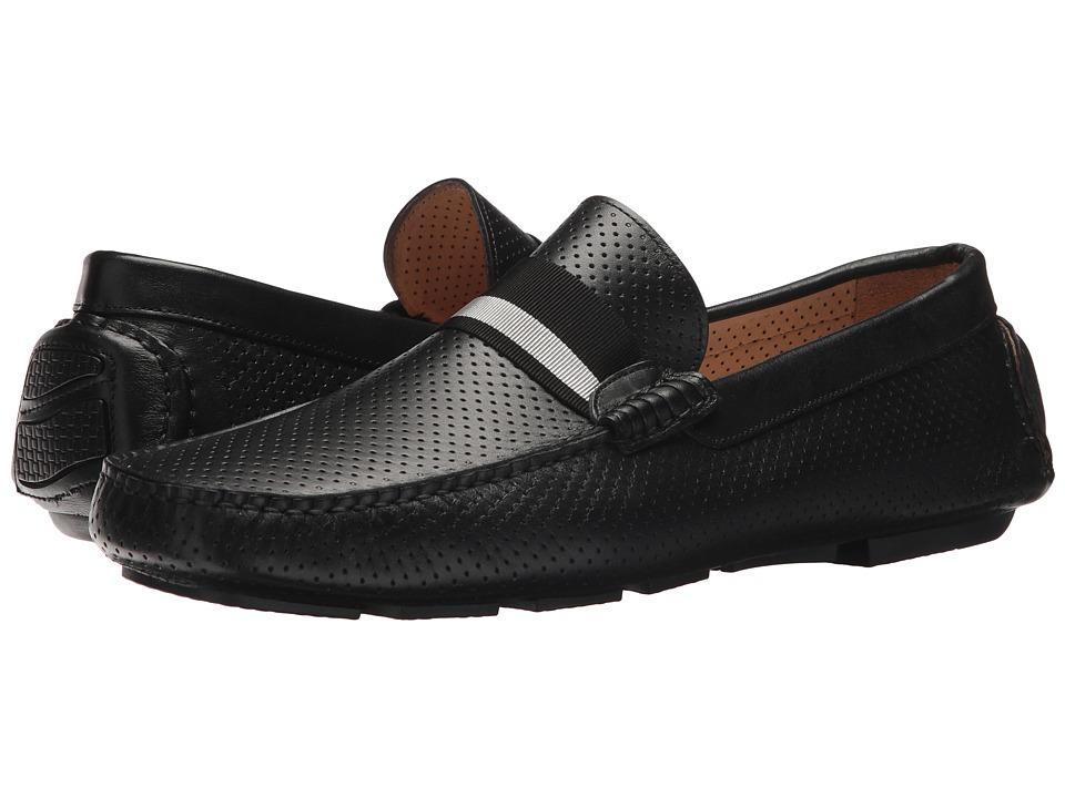 BUGATCHI - Sardegna Driver (Nero) Mens Shoes