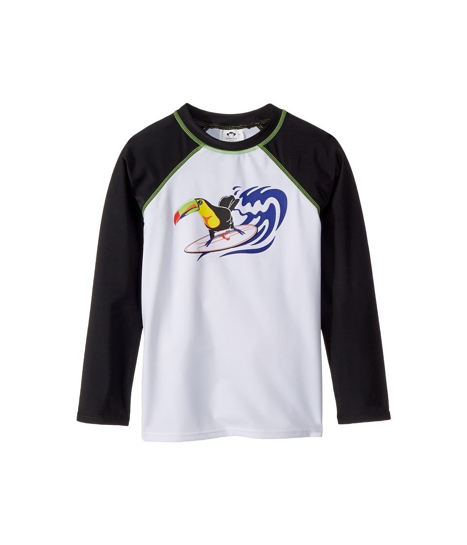 Appaman Kids - UPF 50+ Surf Parrot Long Sleeve Rashguard