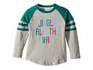 PEEK Jingle All The Way Tee (Toddler/Little Kids/Big Kids)