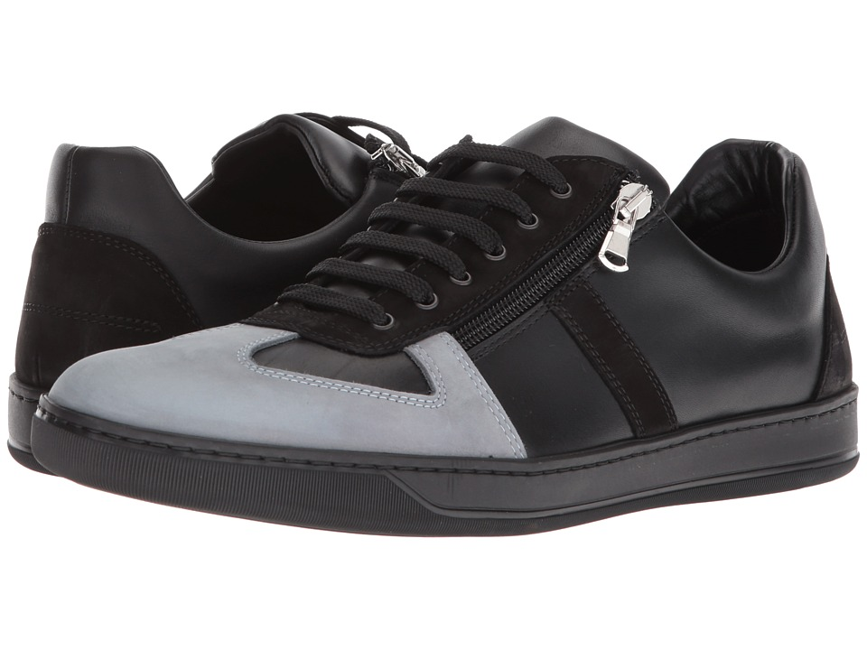 BUGATCHI - Calabria Sneaker (Nero) Mens Shoes