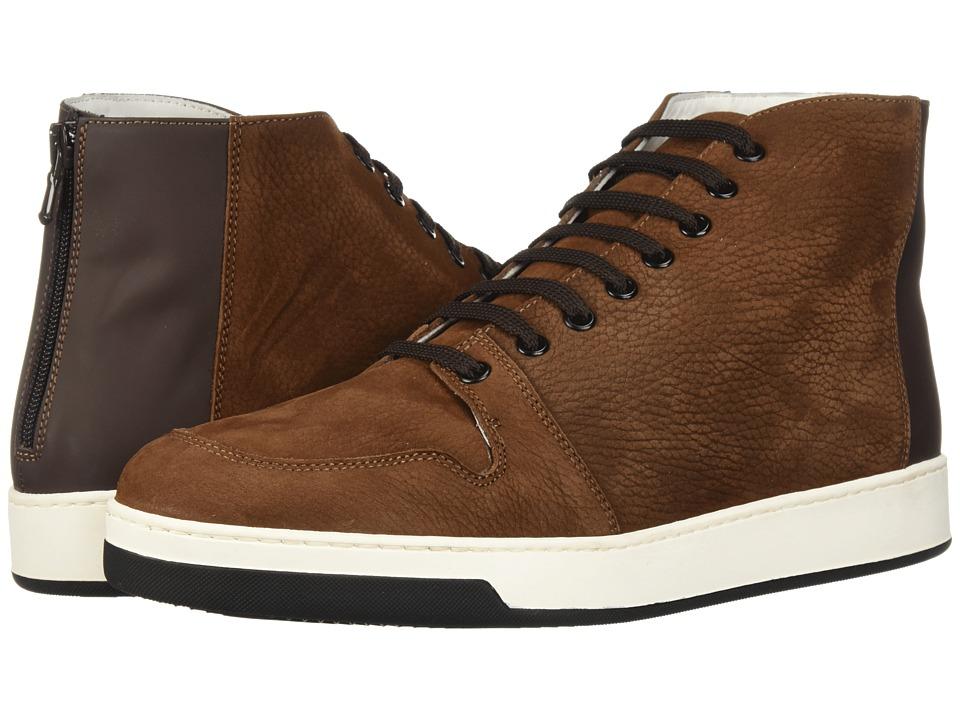 BUGATCHI - Benevento Sneaker (Testa Di Moro) Mens Shoes