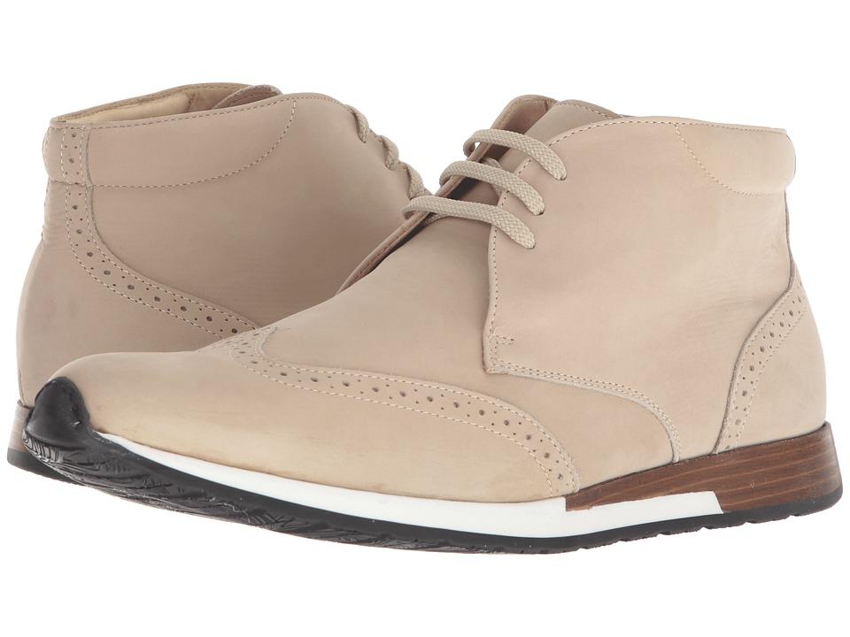 BUGATCHI - Pistoia Sneaker (Sabbia) Mens Shoes