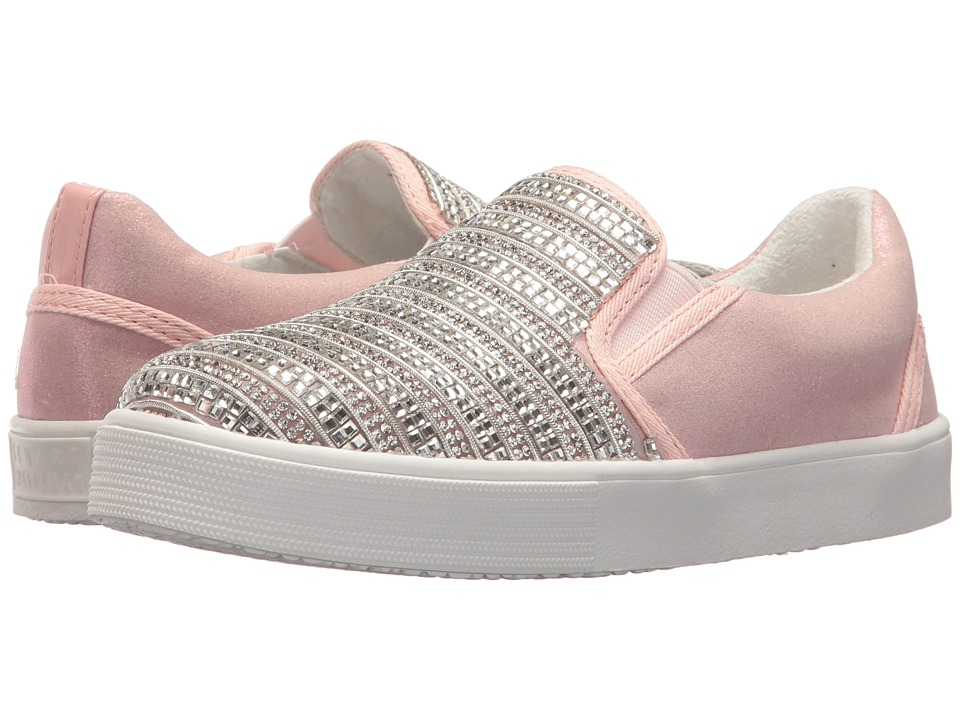 Stuart Weitzman Kids - Vance Glitz (Little Kid/Big Kid) (Pink) Girls Shoes