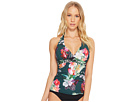 La Blanca Beyond The Jungle Halter Goddess Tankini