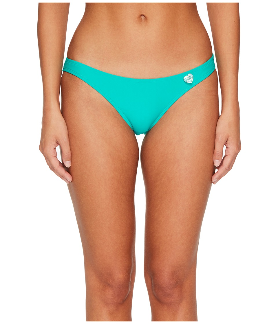 Body Glove Smoothies Basic Bikini Bottom (Surfside) Women