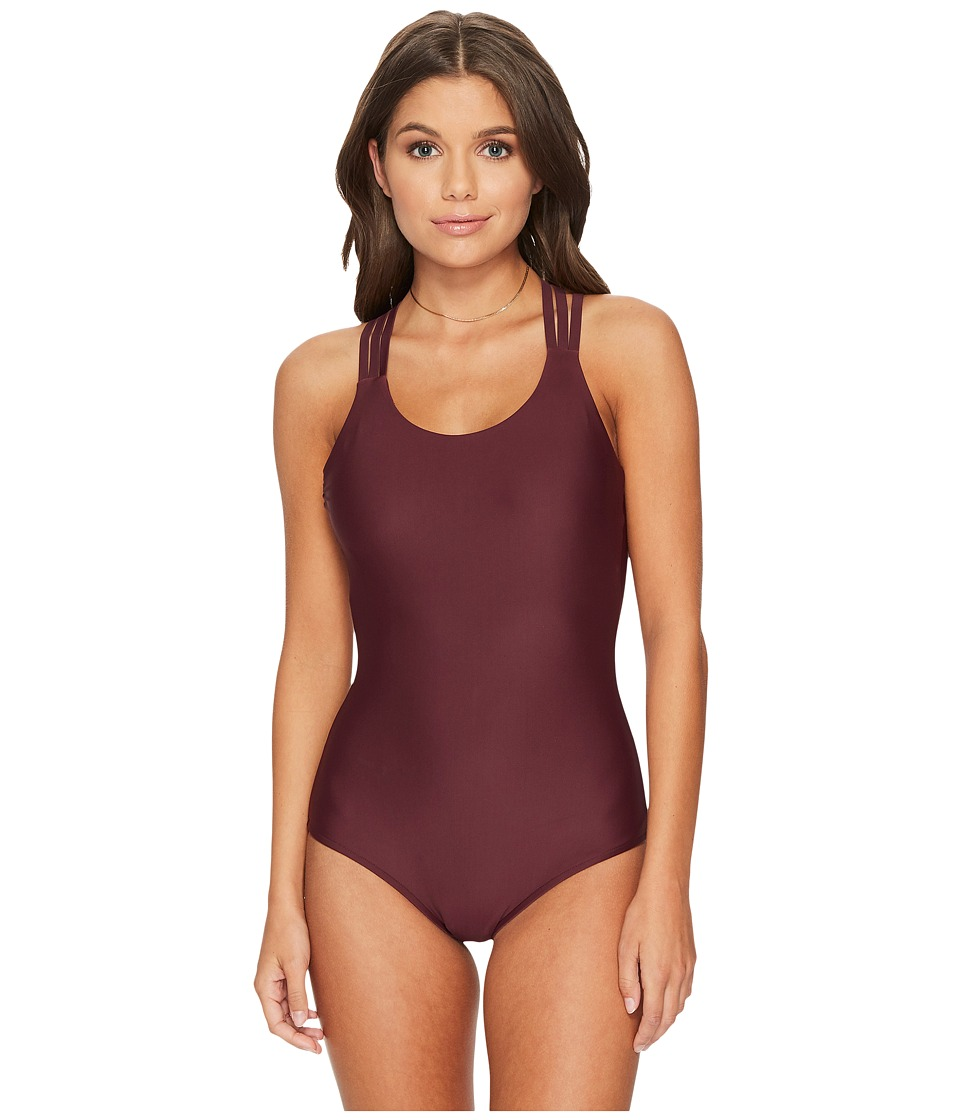 Body Glove - Smoothies Crossroads One-Piece (Porto) Womens Swimsuits One Piece