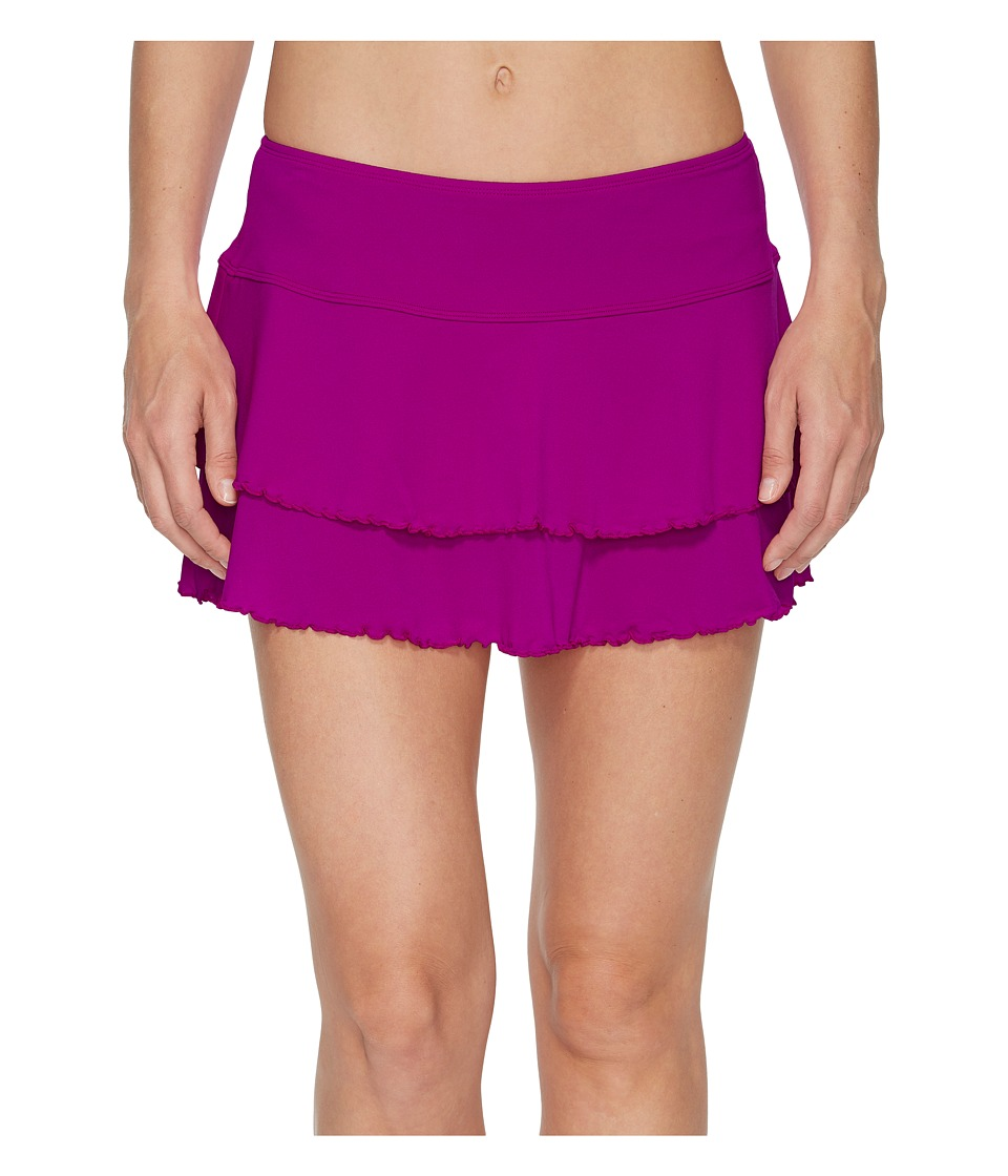 Body Glove - Smoothies Lambada Skirt (Magnolia) Womens Swimwear