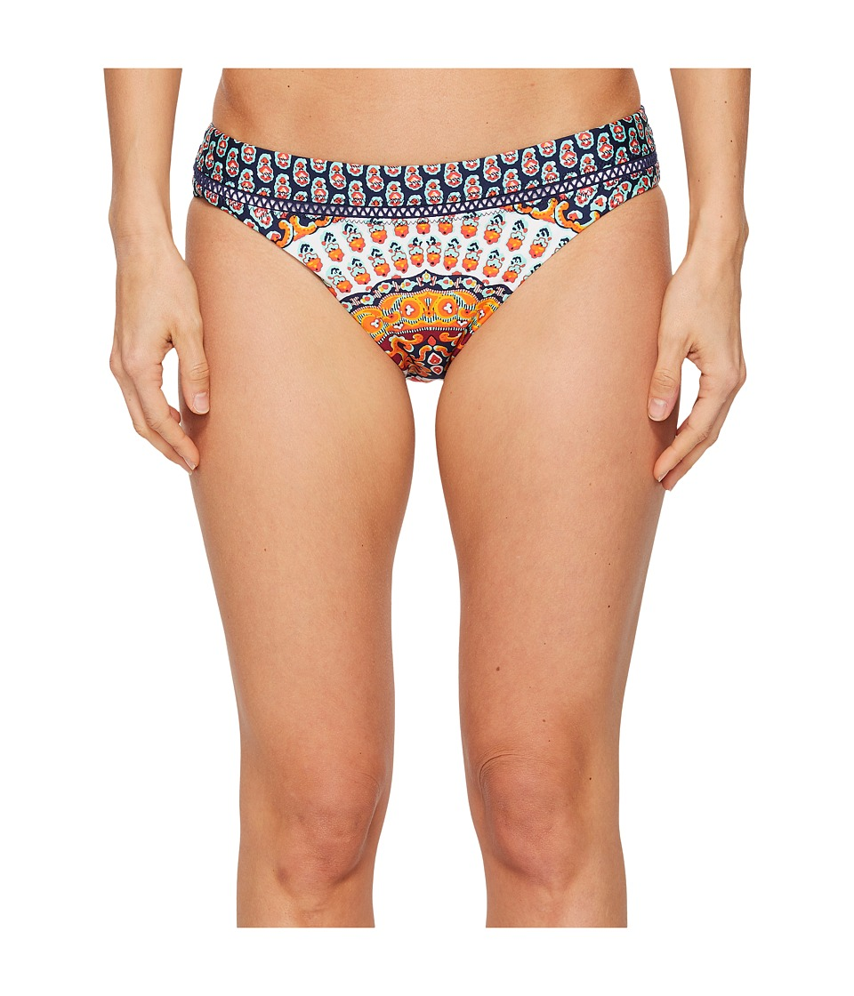 Nanette Lepore Super Fly Paisley Charmer Hipster Bikini Bottom (Multi) Women