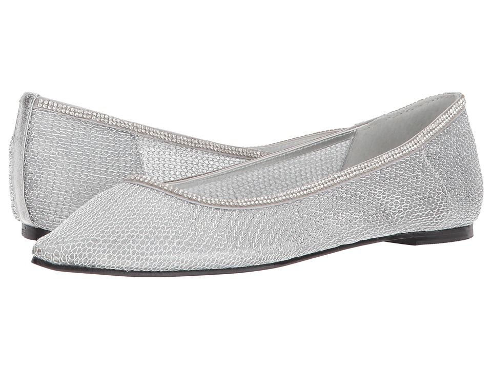 Caparros Merengue (Silver Mesh) Women
