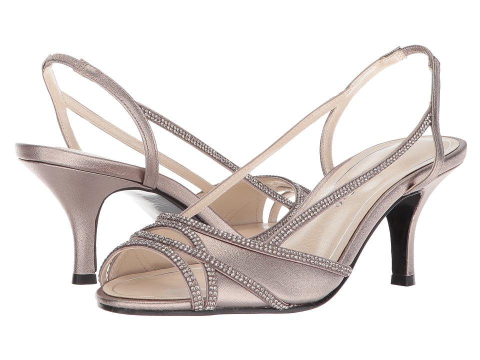Caparros - Melizza (Mushroom Metallic) Womens 1-2 inch heel Shoes