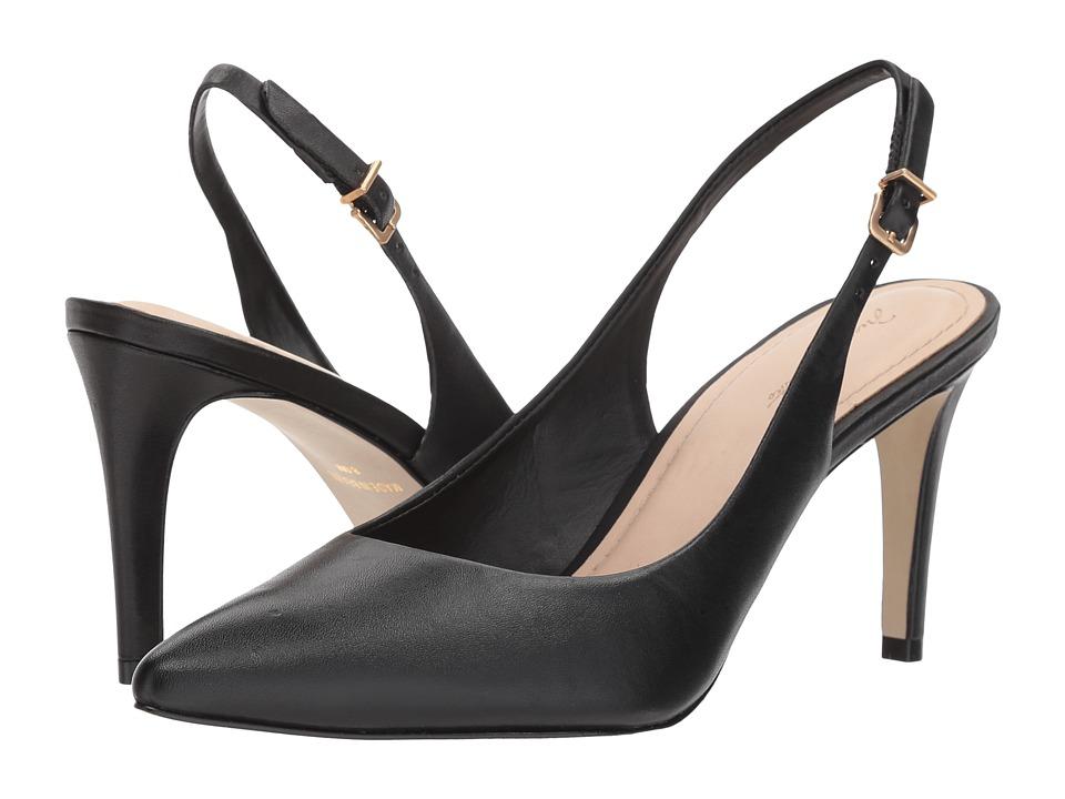 Massimo Matteo Pointy Sling Pump (Black) High Heels