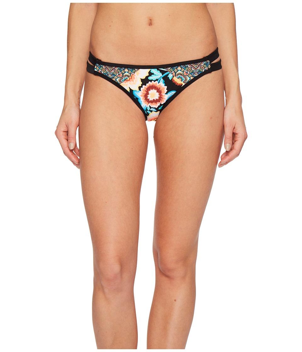 Body Glove - Ambrosia Surfrider Bottoms (Black) Womens Swimwear