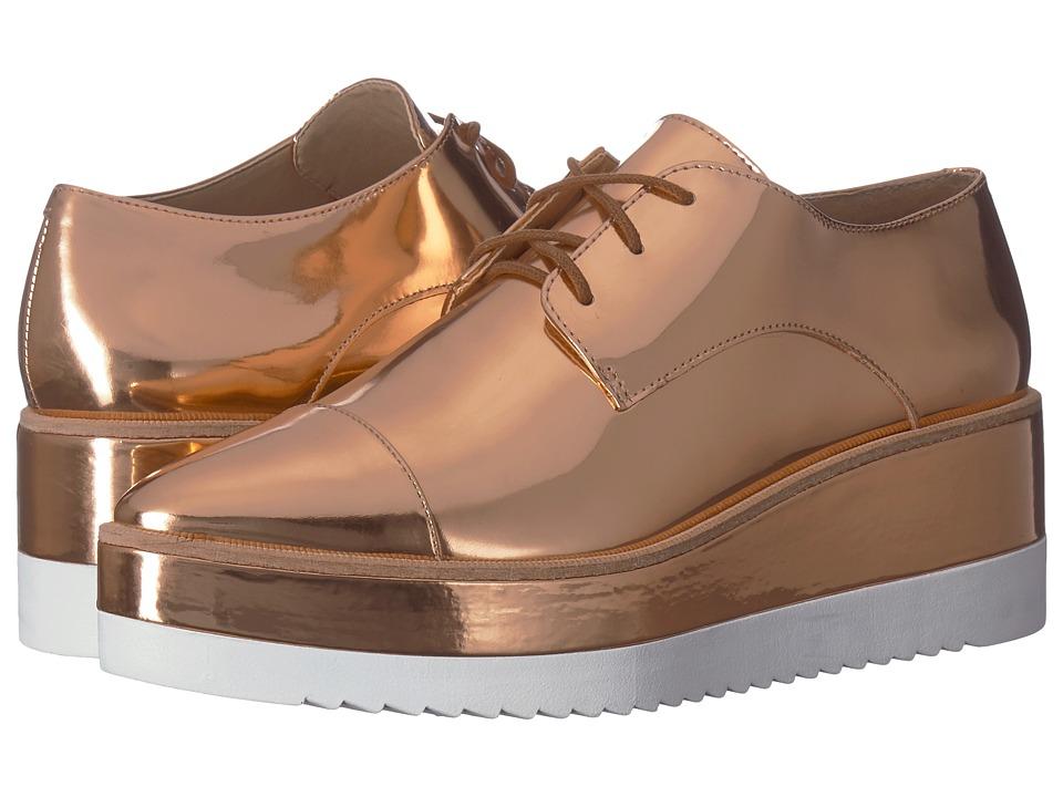Massimo Matteo Platform Sneaker (Light Rose) Women
