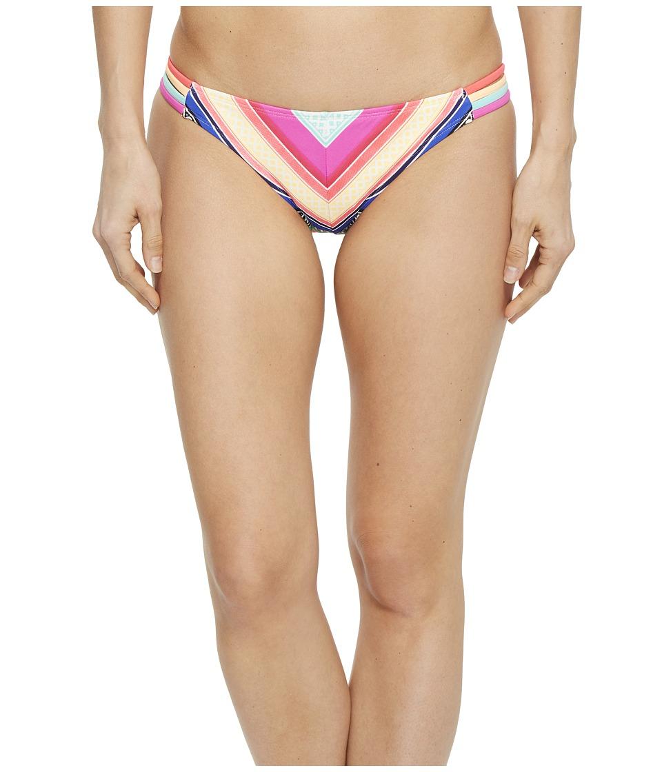 Body Glove - Joy Flirty Surf Rider Bottoms (Multi) Womens Swimwear
