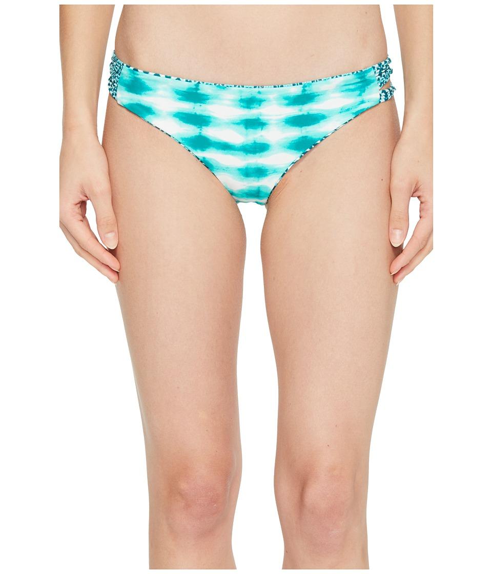Body Glove - Blur Surf Rider Bottoms (Seafoam) Womens Swimwear