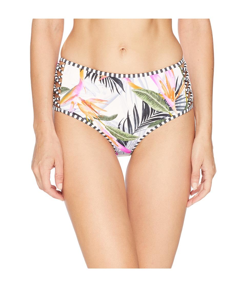 Body Glove - Litz Retro Bottoms (Pearl) Womens Swimwear