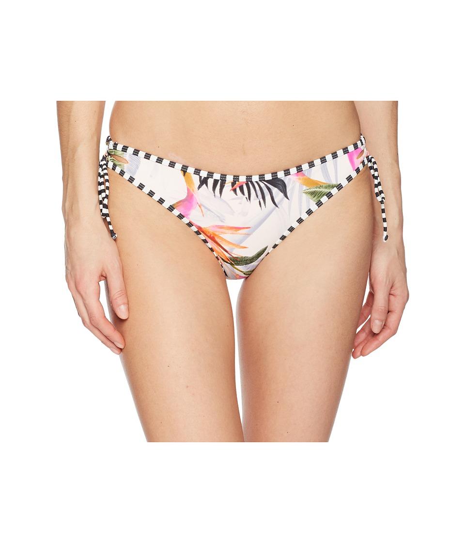 Body Glove - Litz Tie Side Mia Bottoms (Pearl) Womens Swimwear