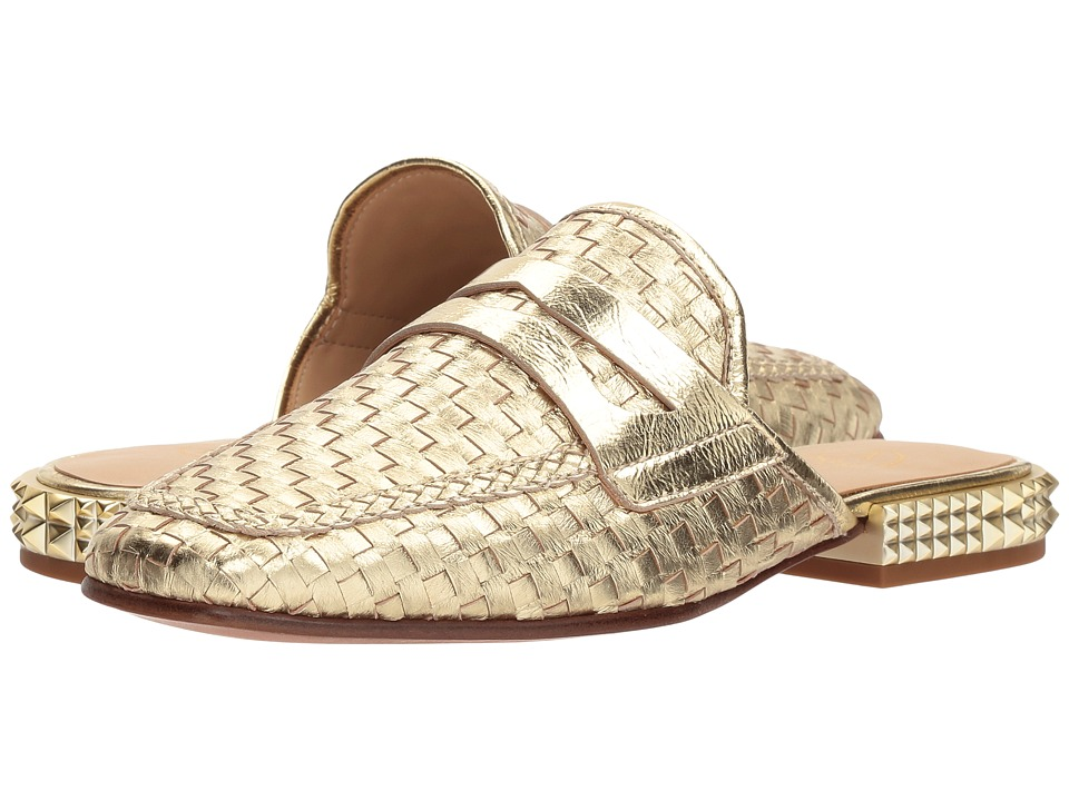 ASH - Eloise (Ariel Rocher Woven) Womens Clog/Mule Shoes