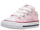Converse Kids Chuck Taylor(r) All Star(r) Madison Star Perf Canvas Ox (Infant/Toddler)