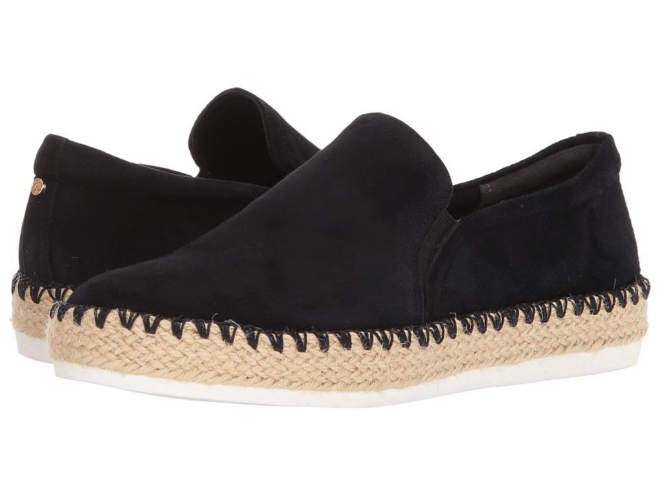 Dr. Scholl's Sunnie - Original Collection (Black Suede) Women's Shoes